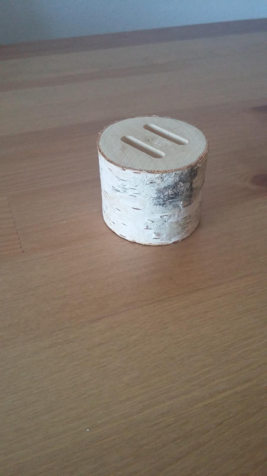 Špalíček na prstýnky - Obrázek č. 1