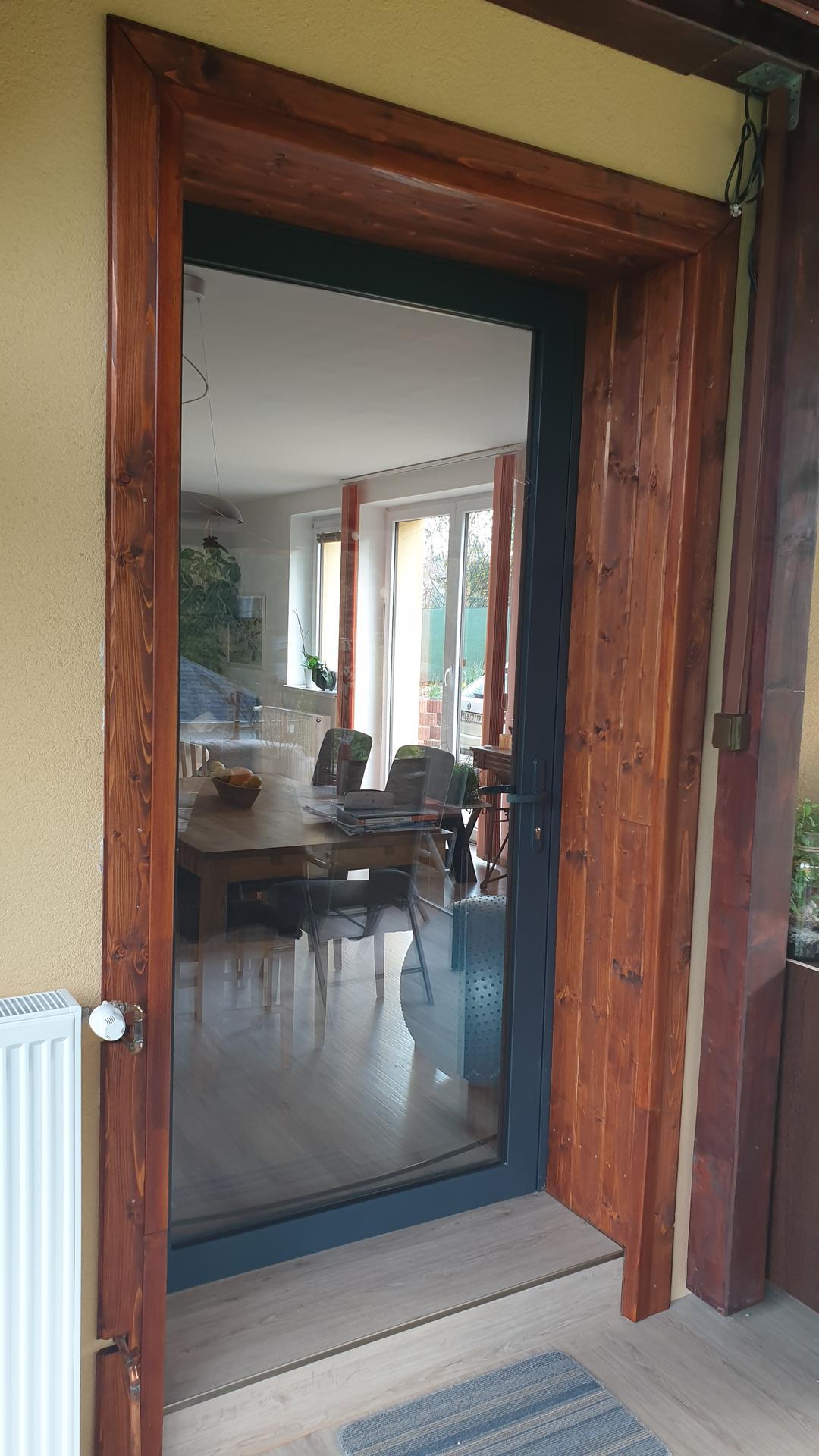Pergola + zimní zahrada + zahrada - Obrázek č. 29