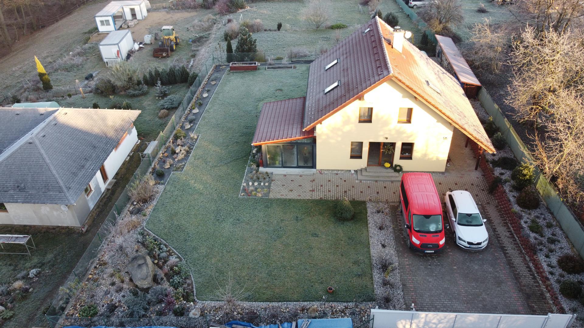 Pergola + zimní zahrada + zahrada - Obrázek č. 39