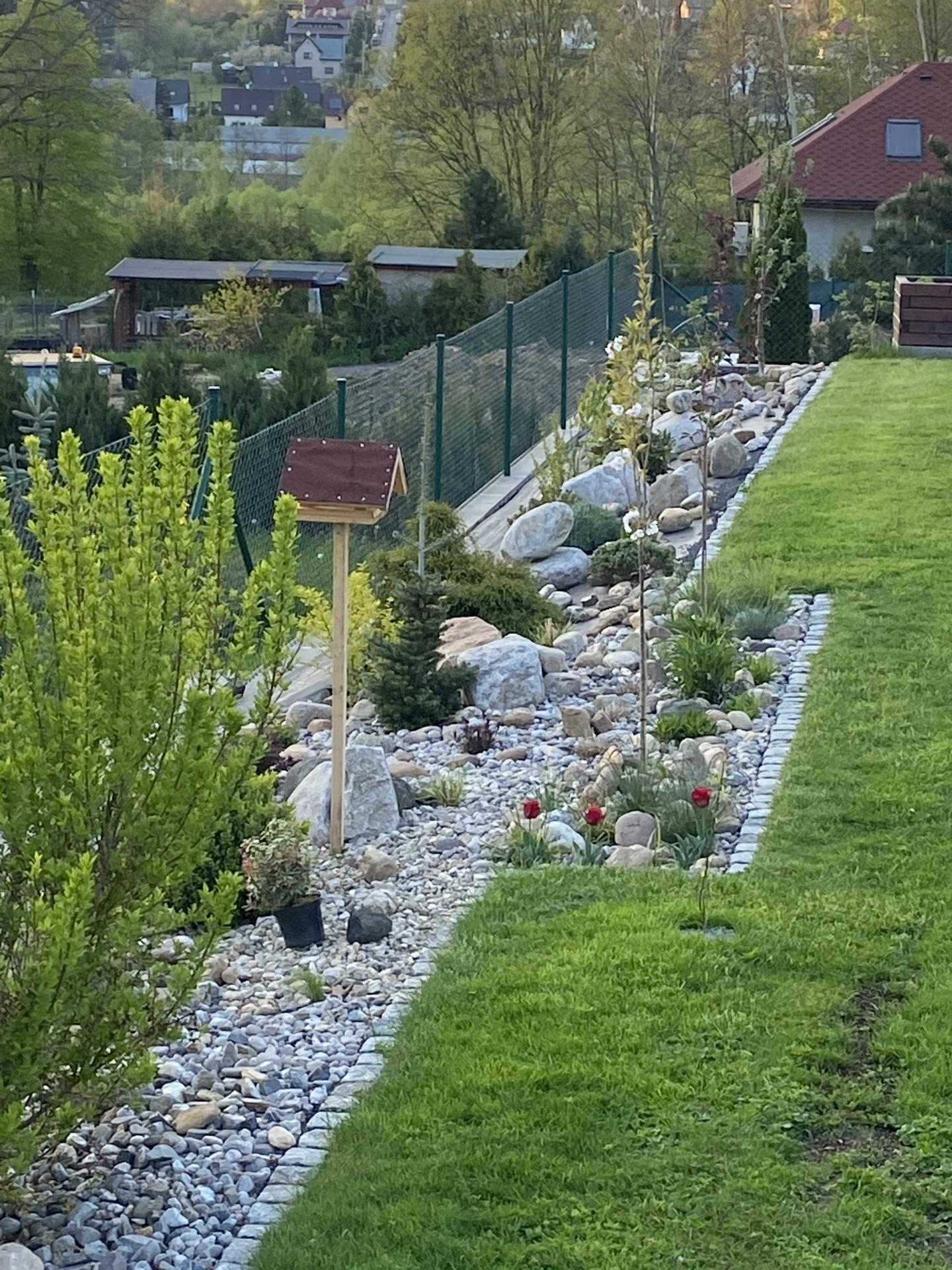 Pergola + zimní zahrada + zahrada - Obrázek č. 79