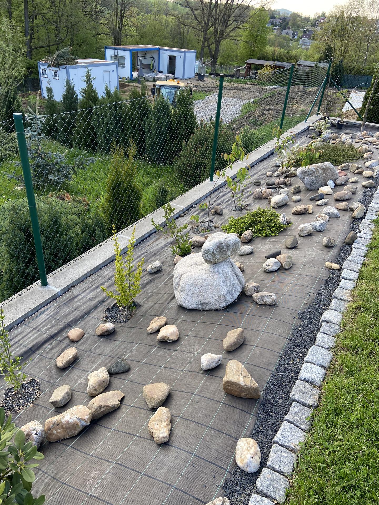 Pergola + zimní zahrada + zahrada - Obrázek č. 94