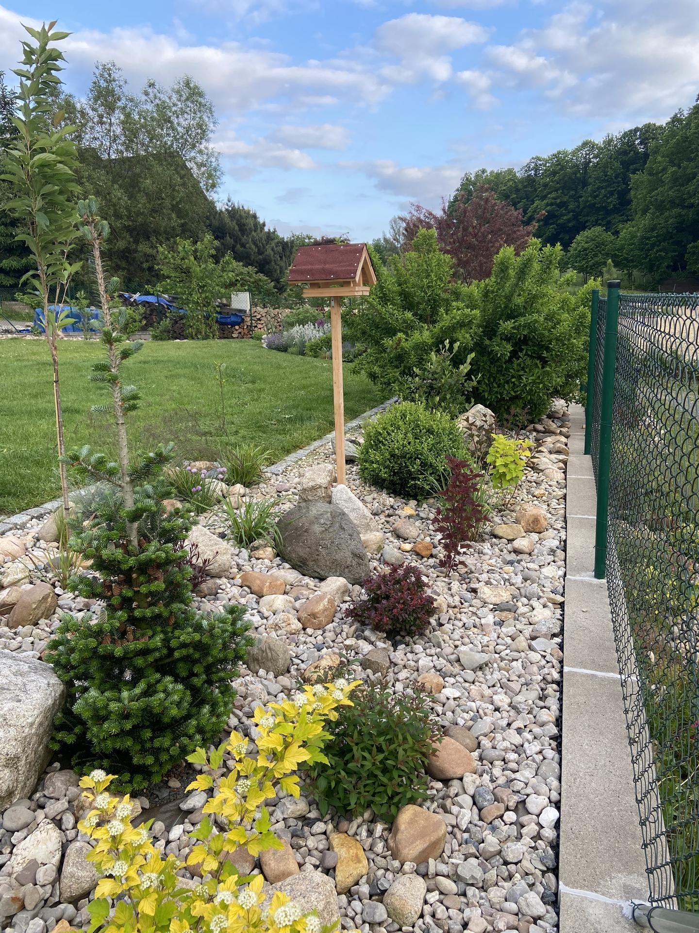 Pergola + zimní zahrada + zahrada - Obrázek č. 125