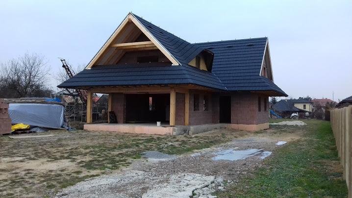 Moderný dom s nádychom slovenskej architektúry - Obrázok č. 17