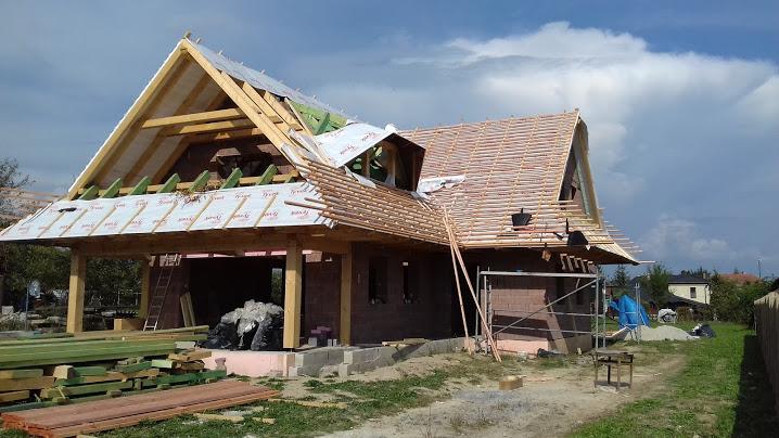 Moderný dom s nádychom slovenskej architektúry - Obrázok č. 20