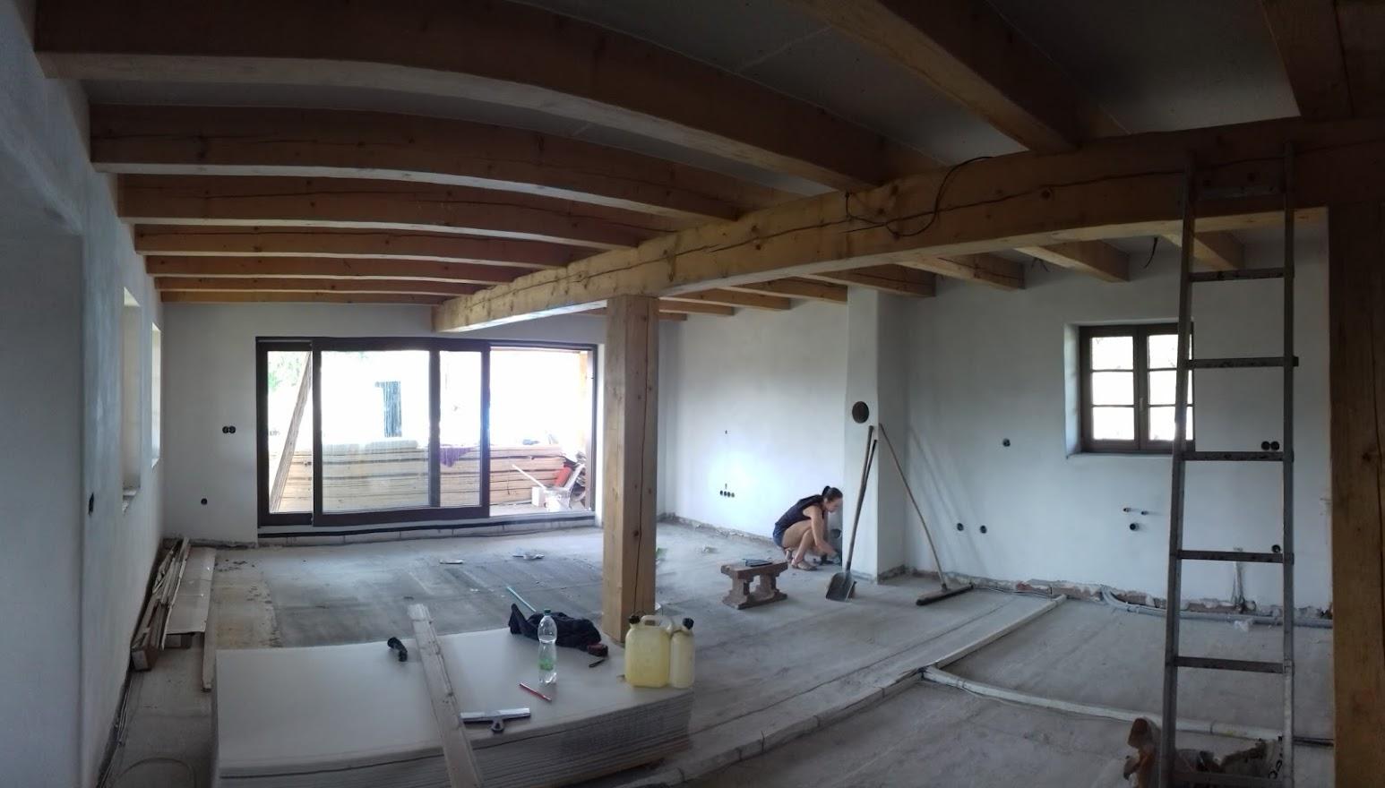Moderný dom s nádychom slovenskej architektúry - Obrázok č. 14