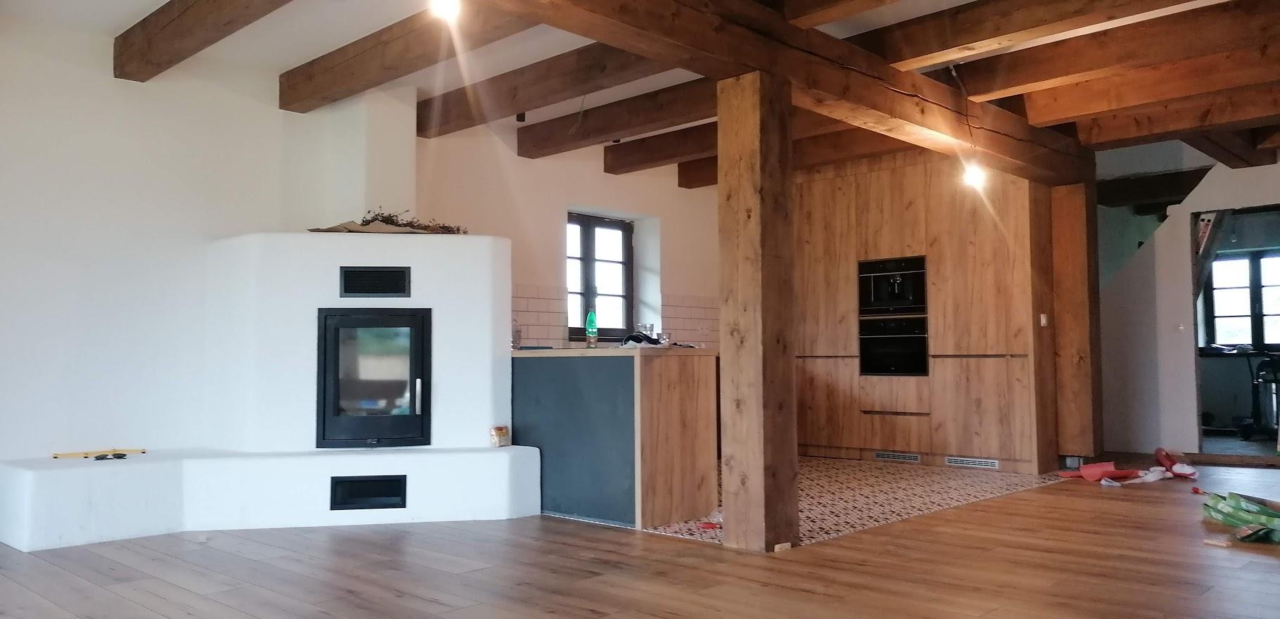 Moderný dom s nádychom slovenskej architektúry - Obrázok č. 12