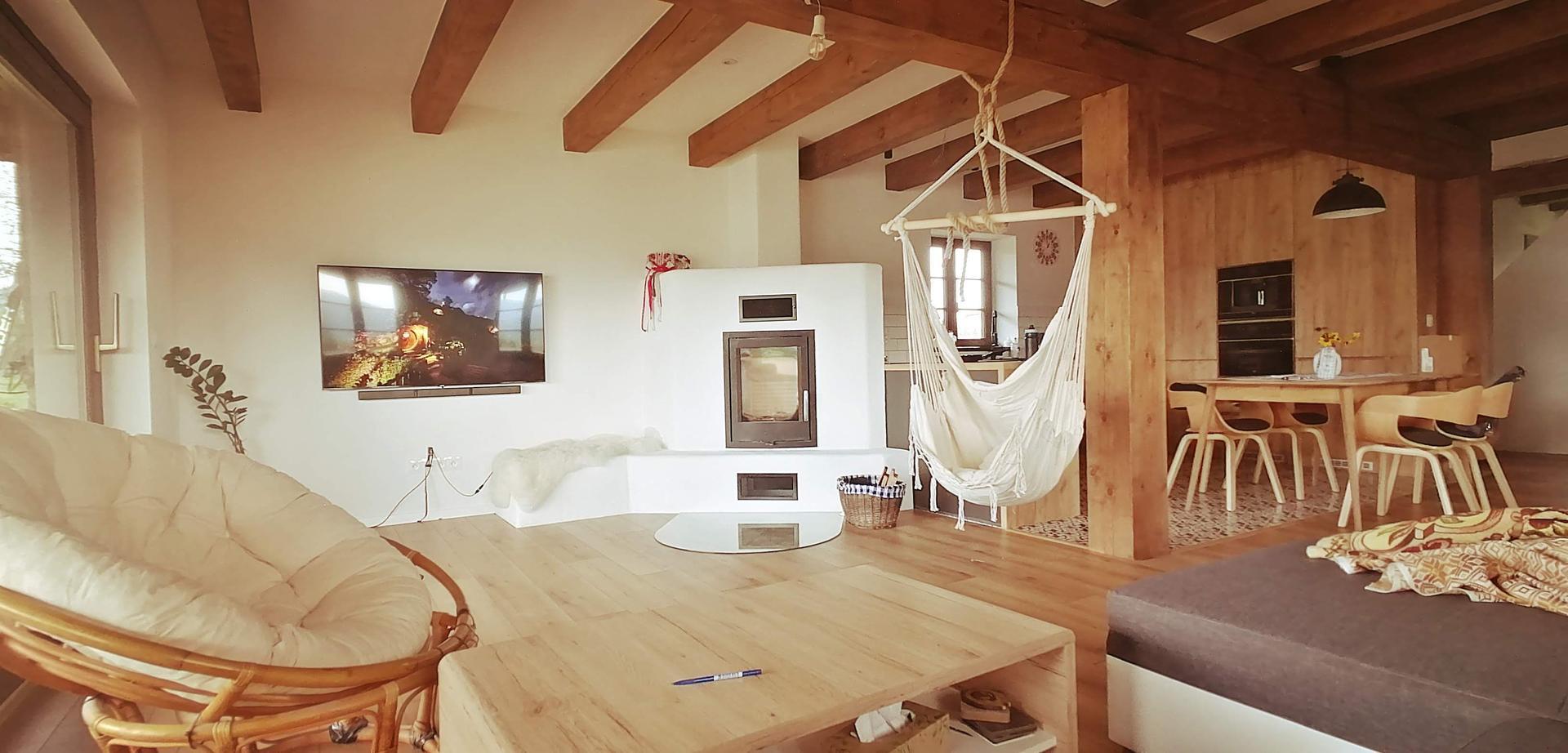 Moderný dom s nádychom slovenskej architektúry