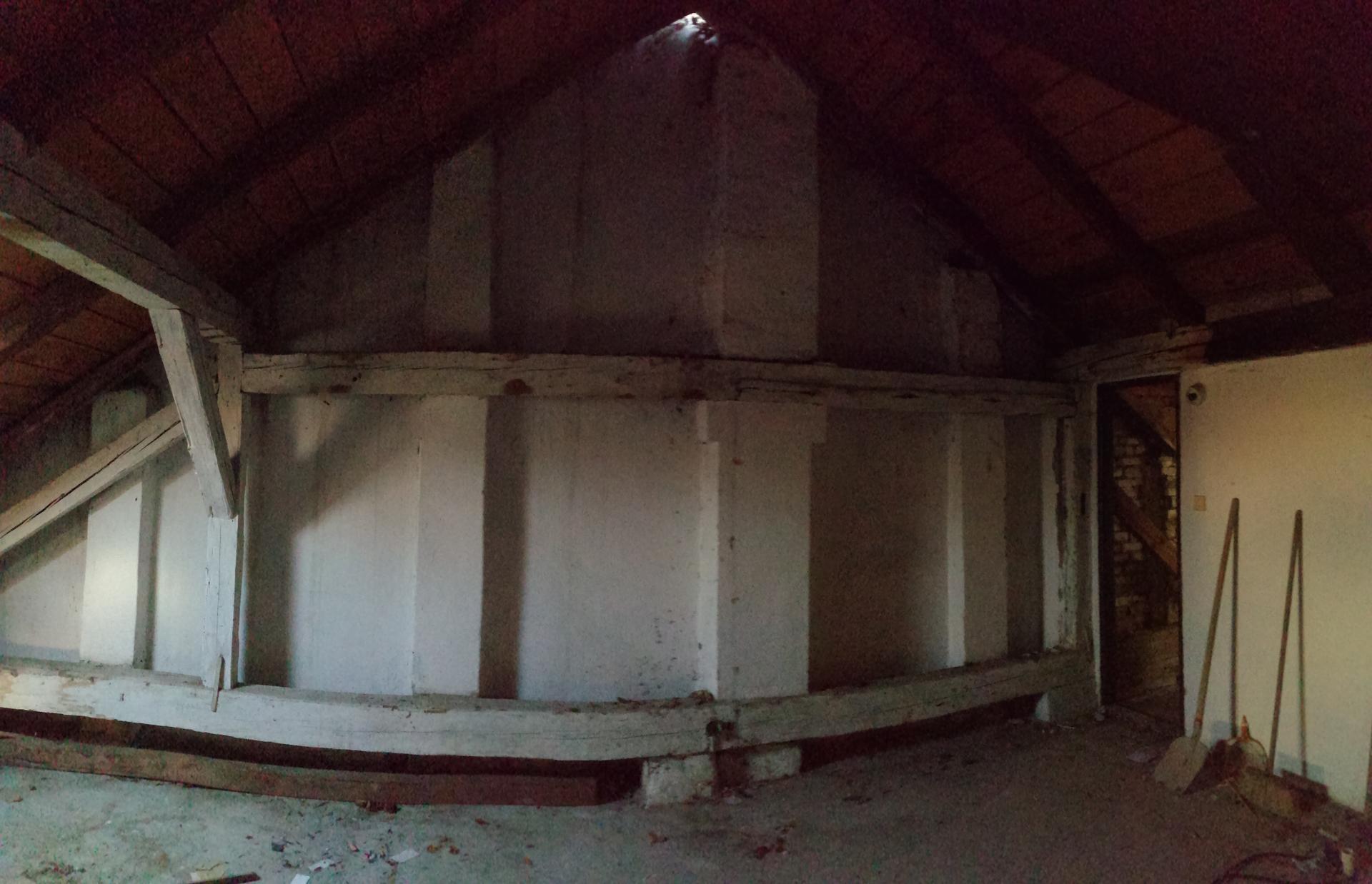 Prestavba podkrovia zo sedlovo valbovej na sedlovú strechu. - Obrázok č. 33