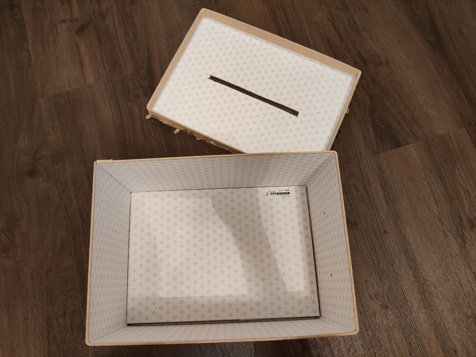 Krabice na přání a dary - Obrázek č. 2
