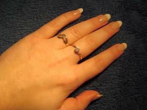 moj krásny zasnubný prstienok