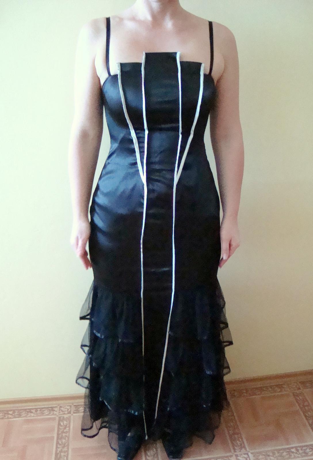 Spoločenské šaty ( cena už s poštovným ) - Obrázok č. 1