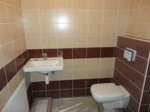 hosťovské WC