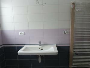 umývadlo v kúpelke, pod umývadlo pôjde biela skrinka