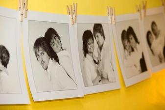 Fotky z ateliéru,na sv.oznámení