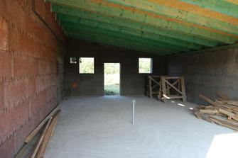 Garaz, kotolna a saunicka