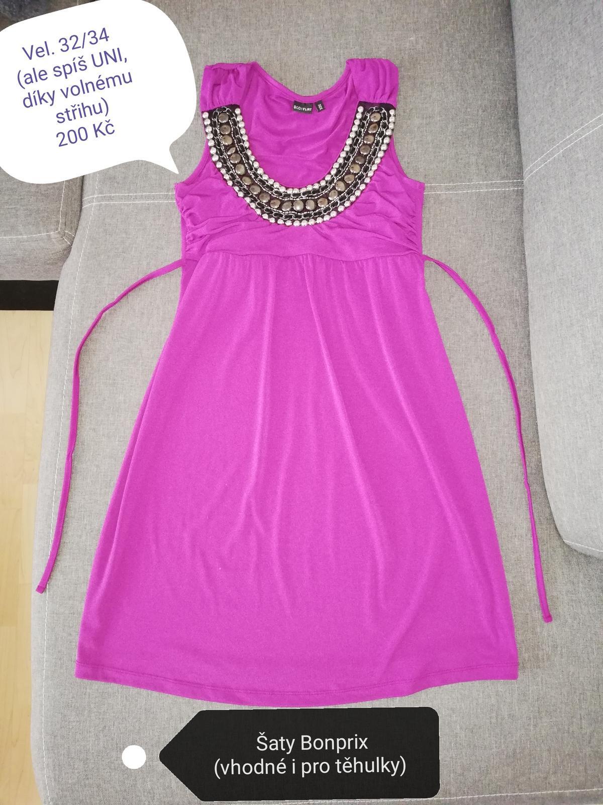 Společenské šaty Bonprix - Obrázek č. 1