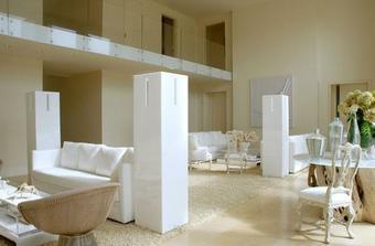 Nasledujúce foto mám copy od designe3...nádherné interiéry...