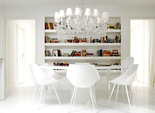Biely interiér a jeho dekorácie - Obrázok č. 38
