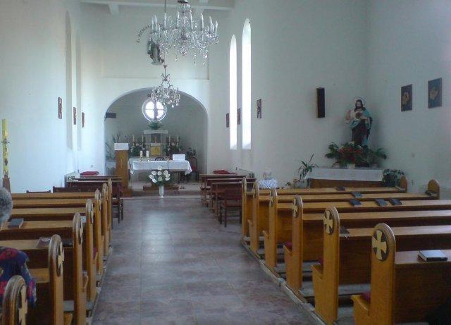 Plány a realita :) - náš kostolík :)