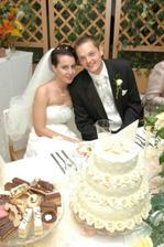 ...takúto nádhernú tortu sme mali