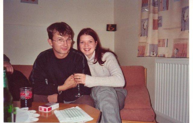 Katka a Andrej - :-)