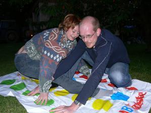 Testujeme svatební dar :-) Twister