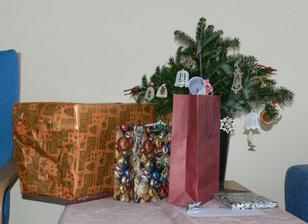 vánoce 2008 - první ve vlastním bytě :-)