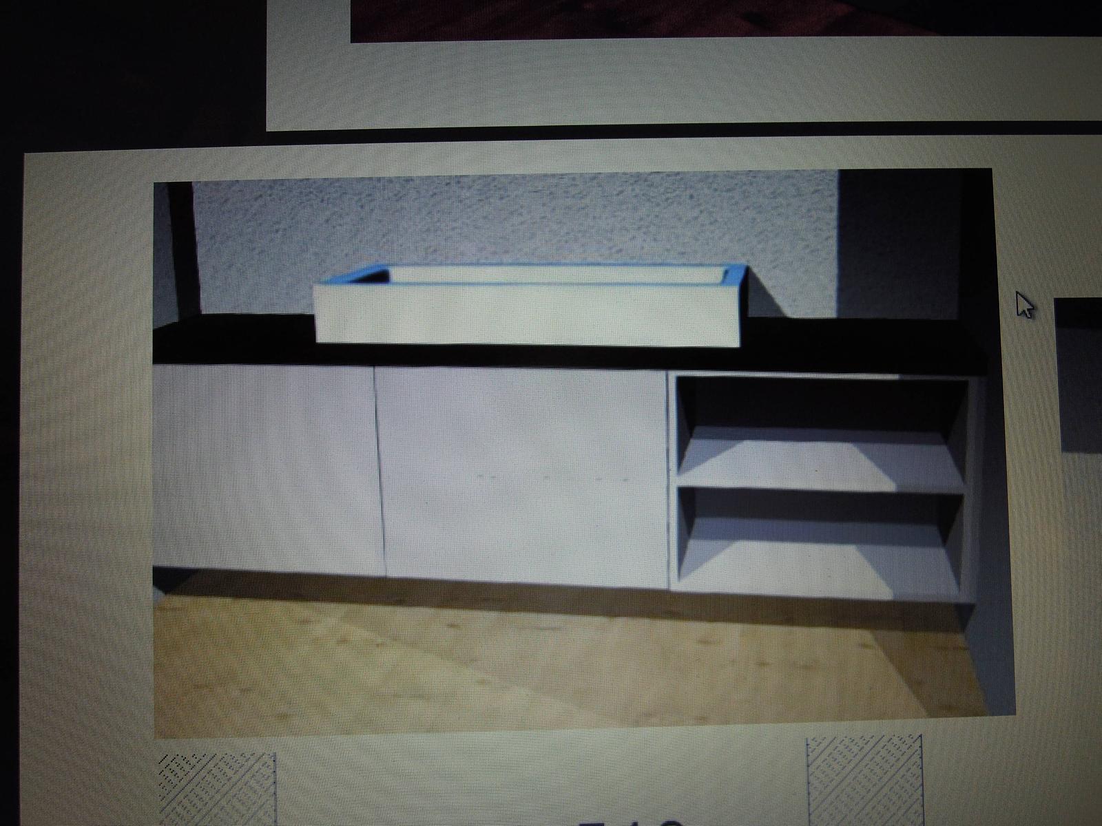 Budeme mít koupelnové skříňky... - Obrázek č. 3