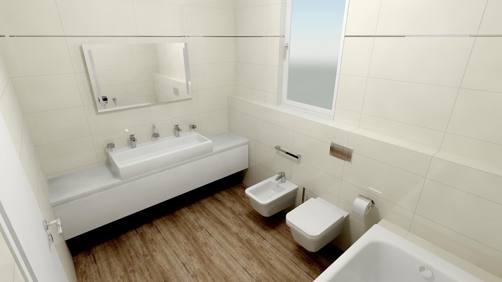 Budeme mít koupelnové skříňky... - Obrázek č. 4