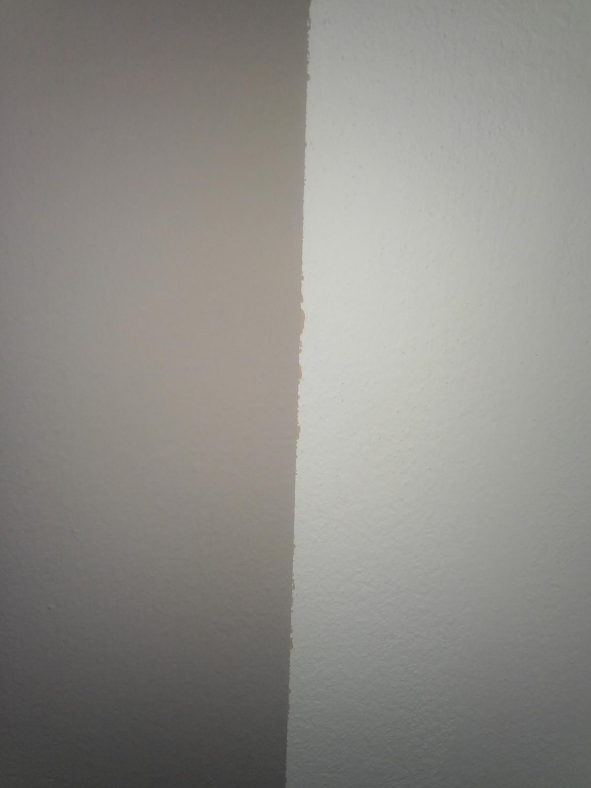 Profi malíř - má takto vypadat výmalba  - - Tapet... 3258188725f