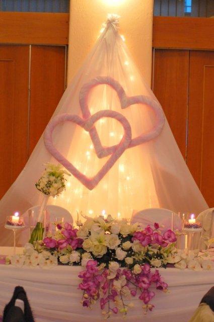 Budeme manželia :) - svetelnú stenu by som chcela, uvidím či zoženieme