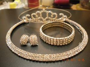 Šperky už jsou nachystané
