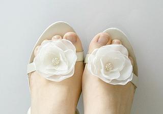 Úžasné..klipsy na boty