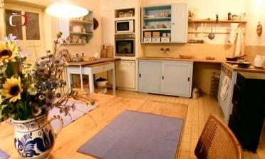 Takovou kuchyň bych taky chtěla:-)