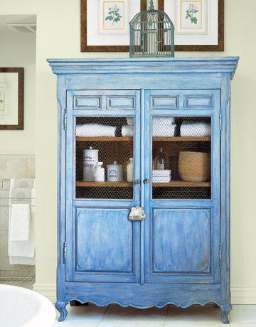 Co se nám líbí - Modrá...miluji modrou a to jsem ji dříve nesnášela:-)