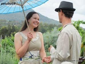 Hlavně mít ze svatby radost:-)