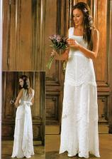 To bych nevěřila jak můžou být háčkované šaty krásné
