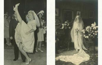 Odvážná nevěsta:-)