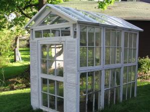 Takový skleníček mít...to je sen:-)
