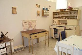 Kuchyně z muzea