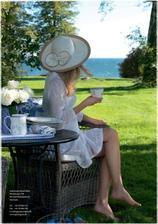 Takhle si představuji sobotní ráno:-) Nebo spíš čaj o páté?