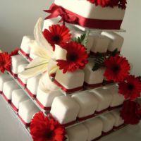 hranaté dortíčky