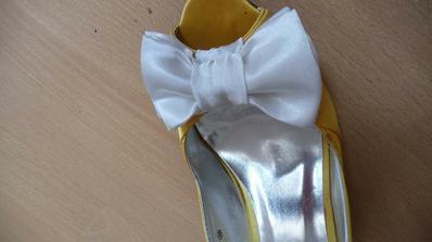 kytka na botách