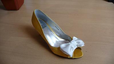 uprava botiček, zatím mám jednu, ještě musím dodělat druhou ;-)))
