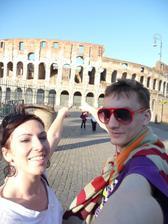 Líbánky v Římě