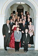 Všichni naši svatební hosté