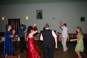 Takhle jsme tančili