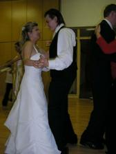 Tanec s braškom