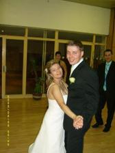 šťastný novomanželia