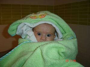 Naša krásna Linda nar. 2.4.2008